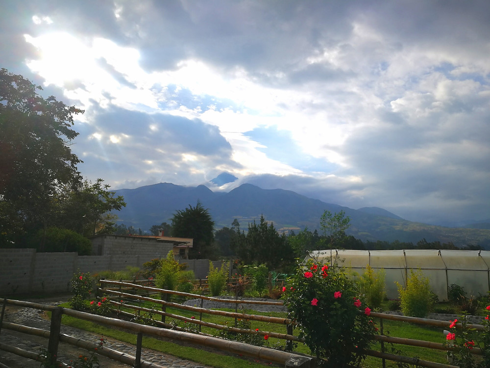 Finca à Cotacachi, Equateur
