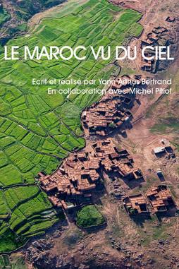 Le Maroc vu du ciel
