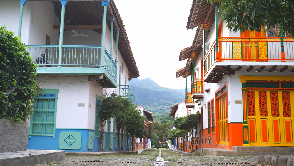 Cauca Viejo, Colombie