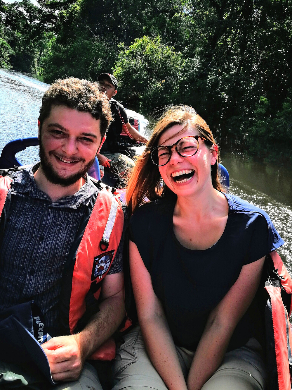 L'Amazonie en barque, Equateur, Cuyabeno