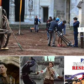 Les films et séries tournés au château de Pierrefonds