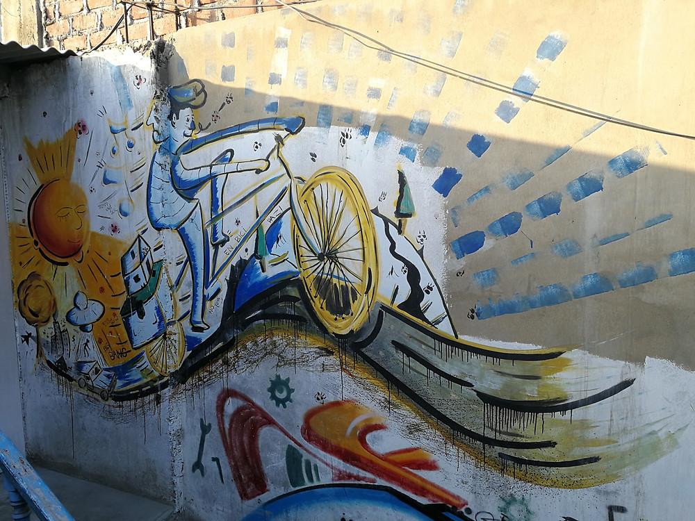 Casa de ciclista de Trujillo