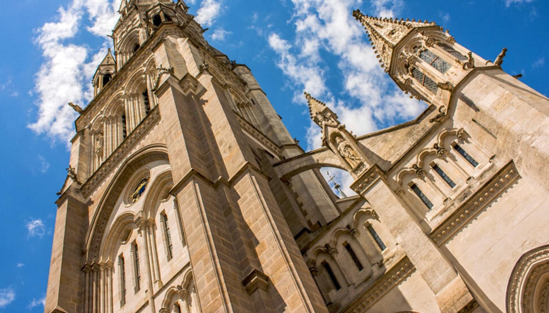 Balade insolite près de la cathédral de Nantes