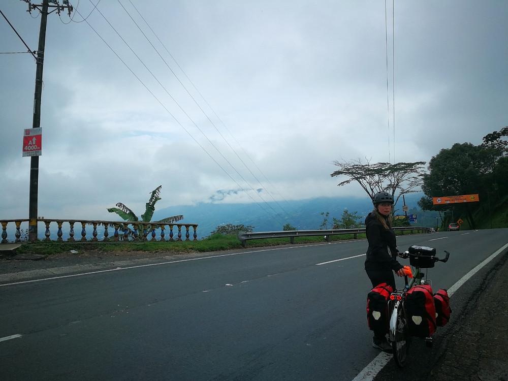 Cyclotourisme, Colombie