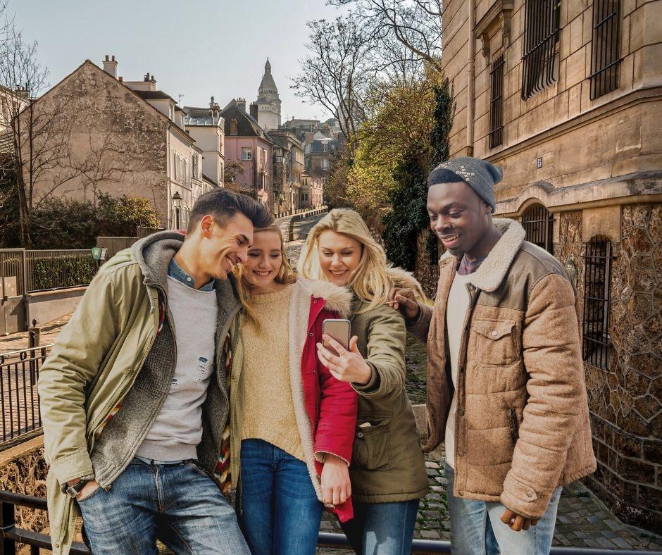 Jeu de piste touristique entre amis ou en famille à Paris