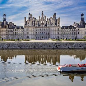 Les plus beaux châteaux de la région Centre-Val-de-Loire