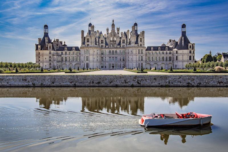 Chateau de Chambord - Copyright Freepik