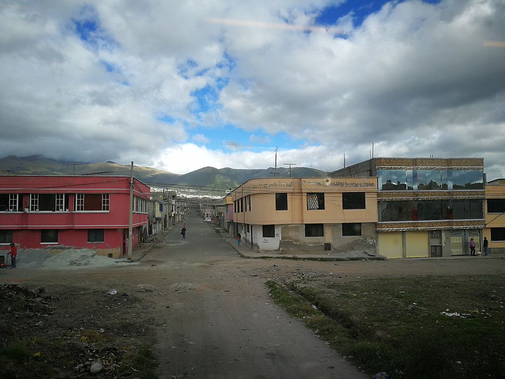 Barrios de Quito, Equateur