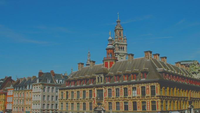 Balade insolite à Lille