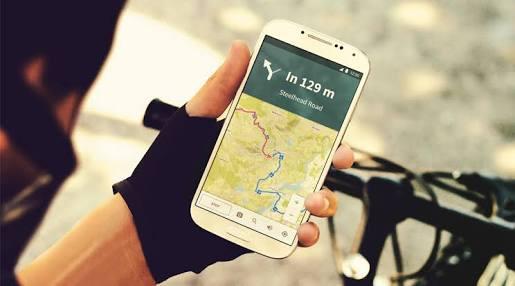 Komoot, App mobile, GPS cyclotourisme