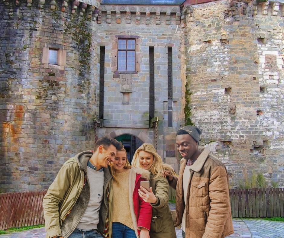 Jeu de piste insolite entre amis ou en famille à Rennes