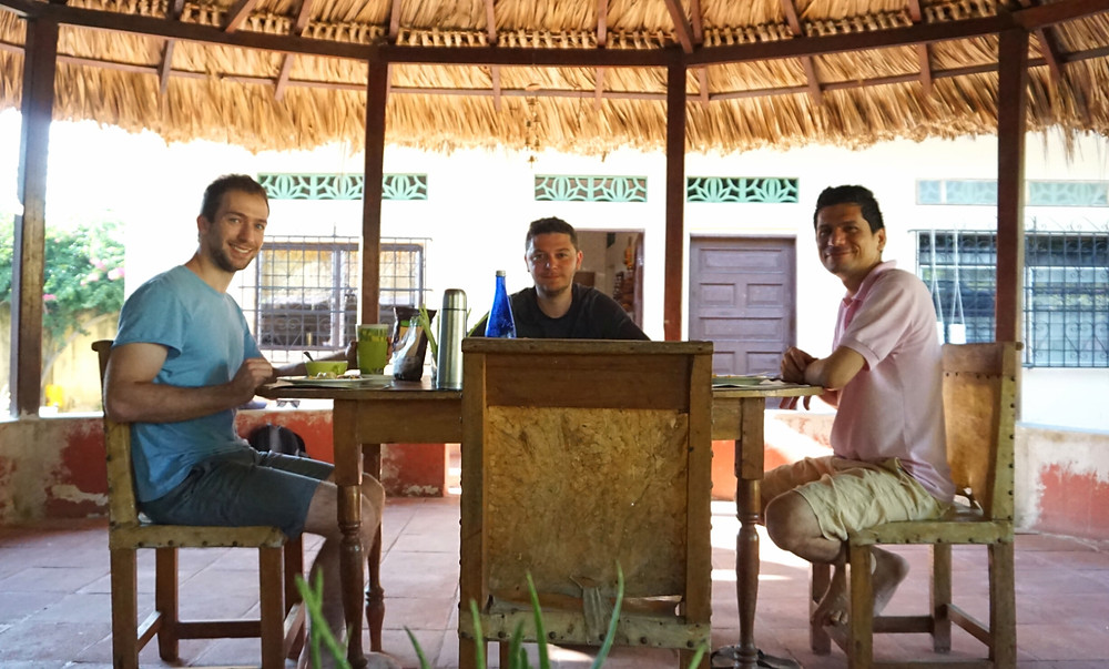 Airbnb chez Javi à San Juan de Nepomuceno