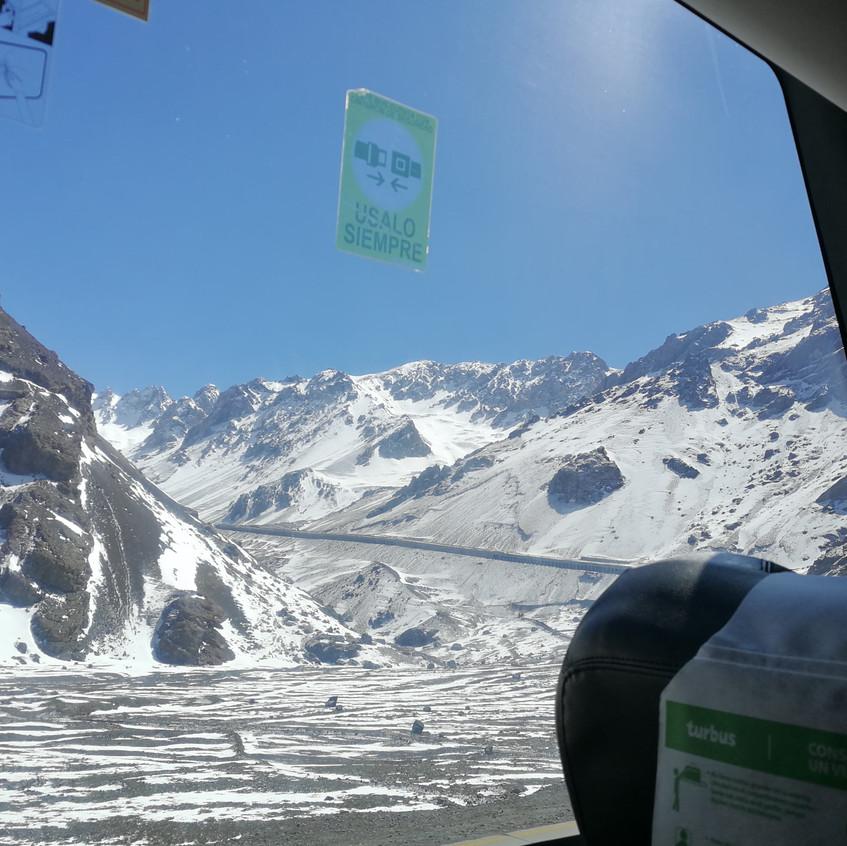Col à plus de 3000 mètres