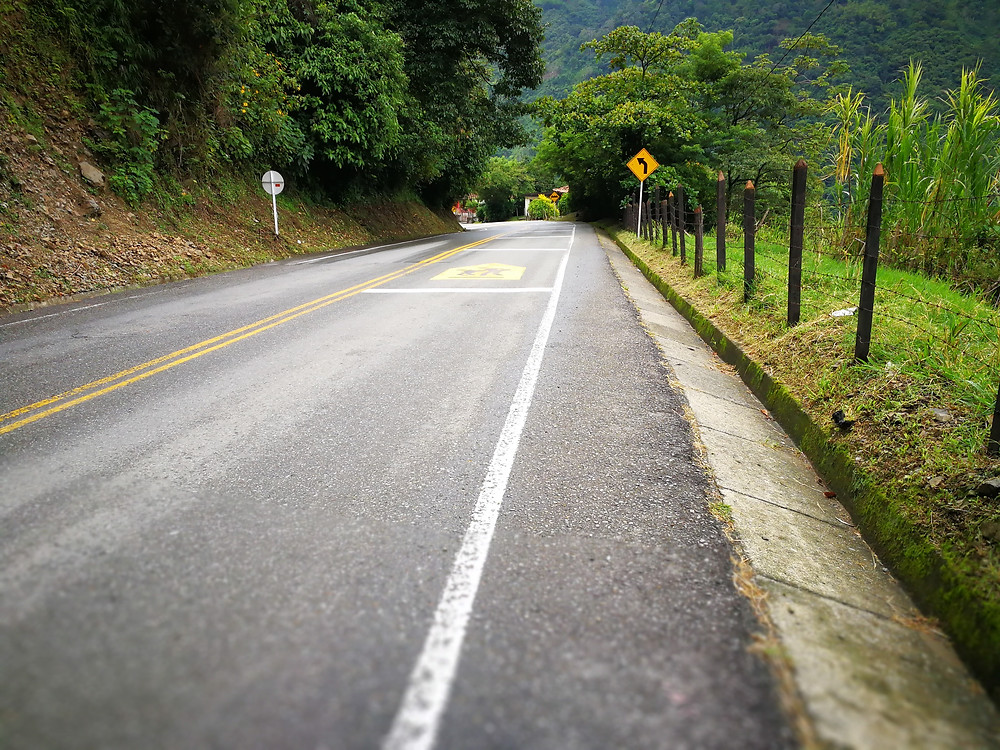 Routes de Colombie