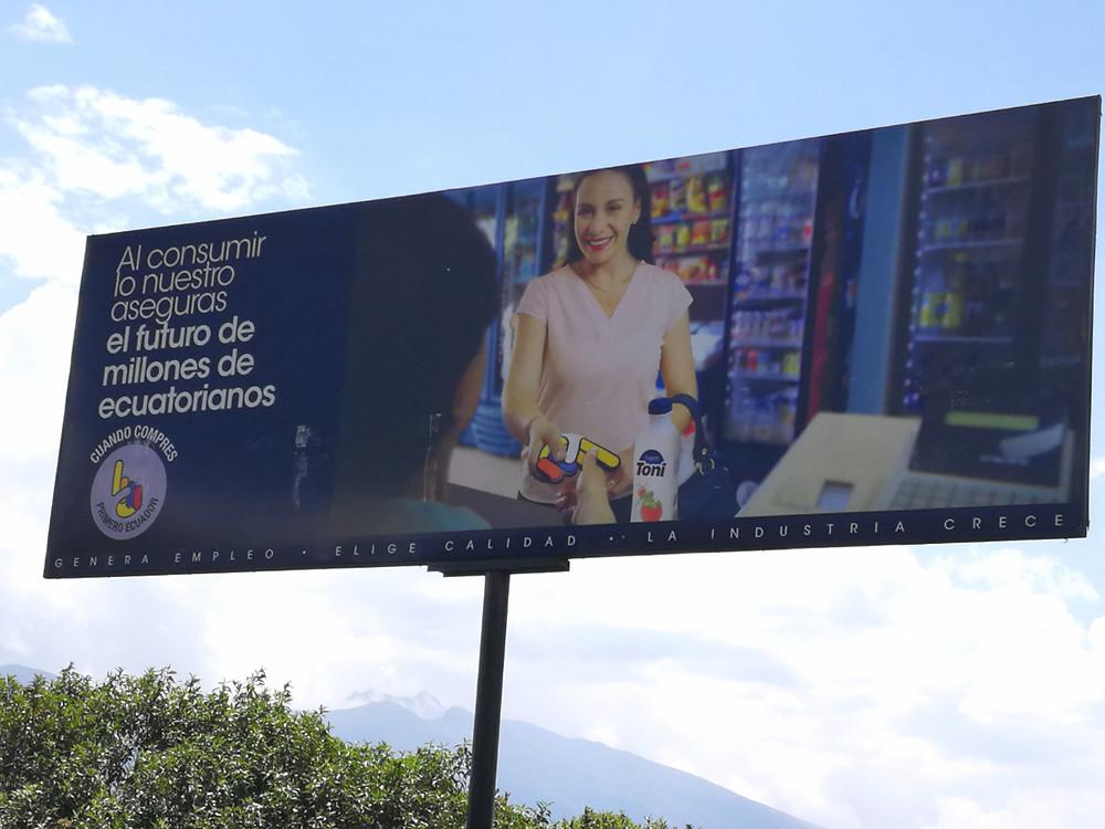 Primero Ecuador, le made in Equateur