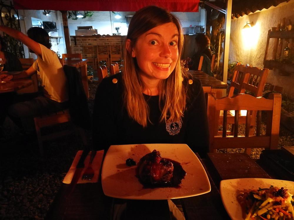 Bien manger en Colombie
