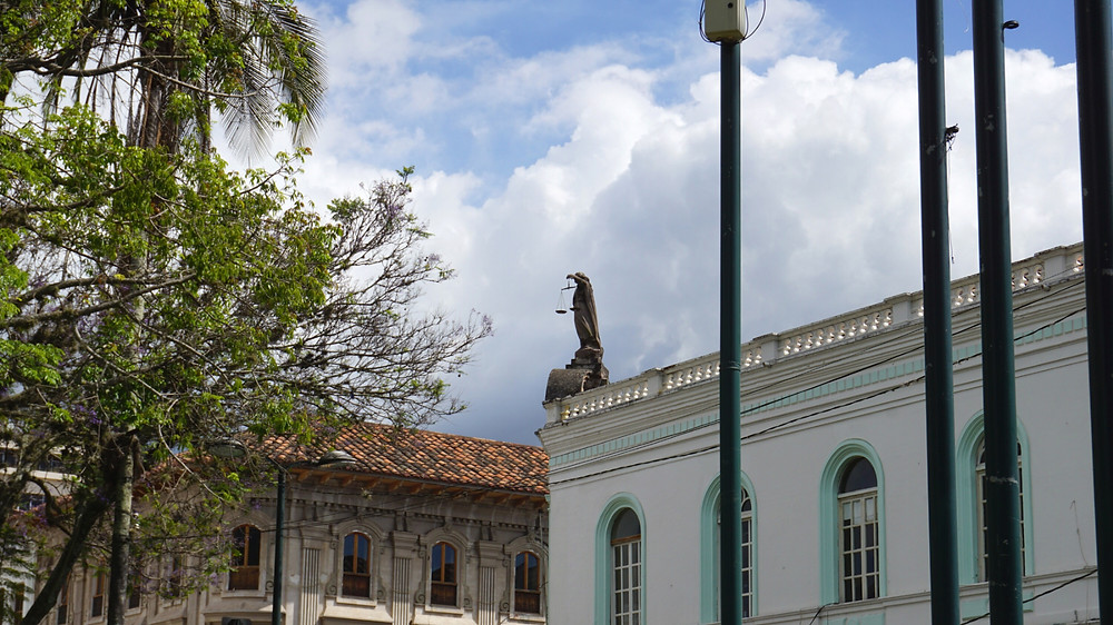 Place Ibarra, Equateur