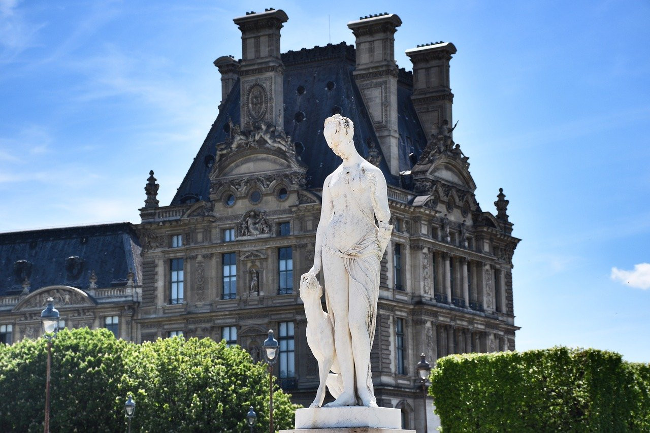Découvrir le jardin des Tuileries à Paris de façon insolite