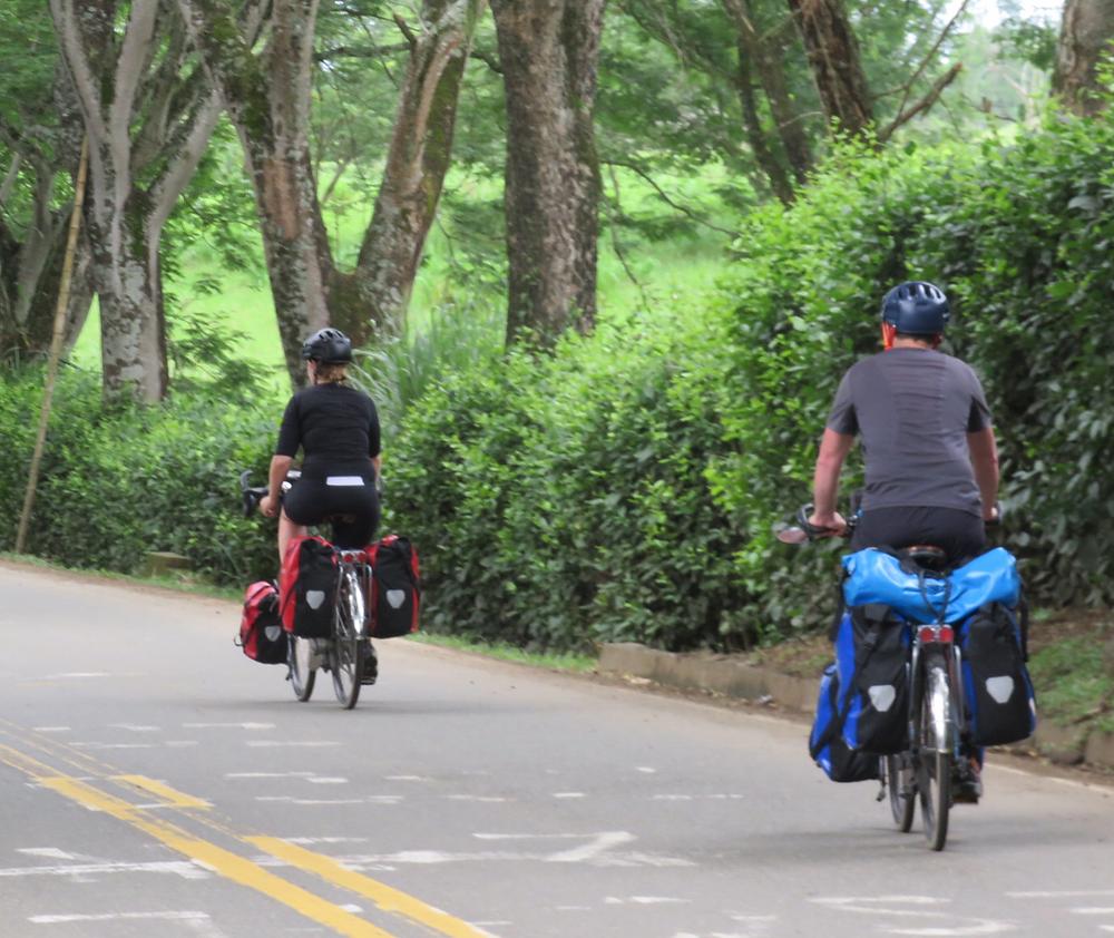 Cyclotourisme, en Amérique du Sud