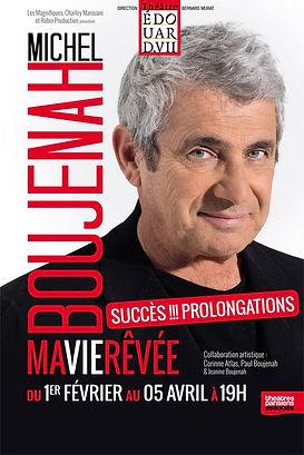 Michel Boujenah – Ma vie rêvée