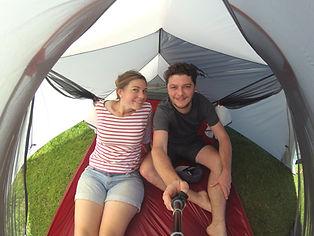 Amandine et Fabien - A Bicyclette