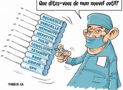 Préparatifs : Les vaccins