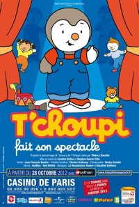 T'choupi fait son spectacle !