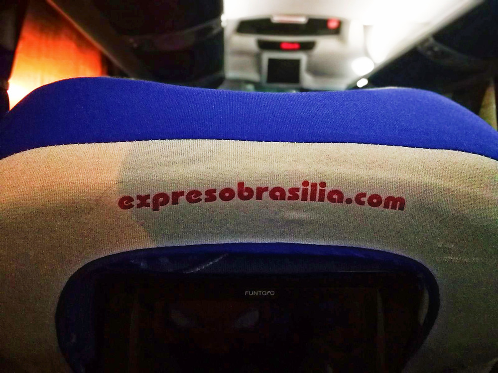 Espreso Brasilia, un bus tout pourri de la Colombie