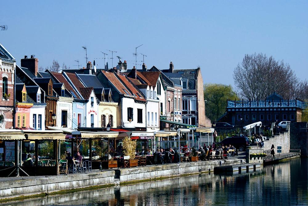 Visiter Amiens - Quartier St-Leu