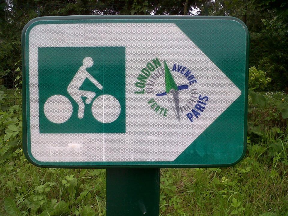 Avenue Verte A Bicyclette