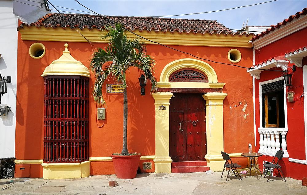 Airbnb à Getsemani, Carthagène, Colombie