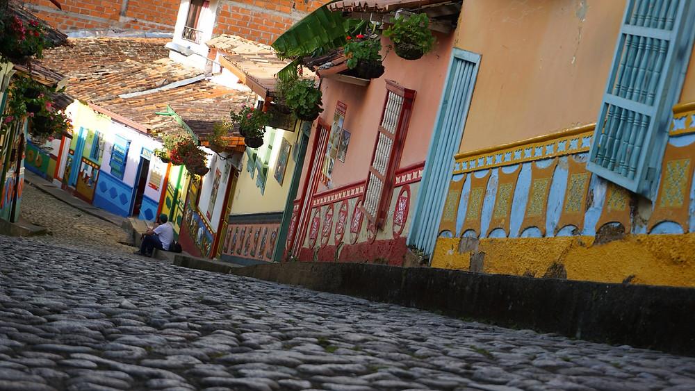 Guatapé, et ses couleurs, Colombie