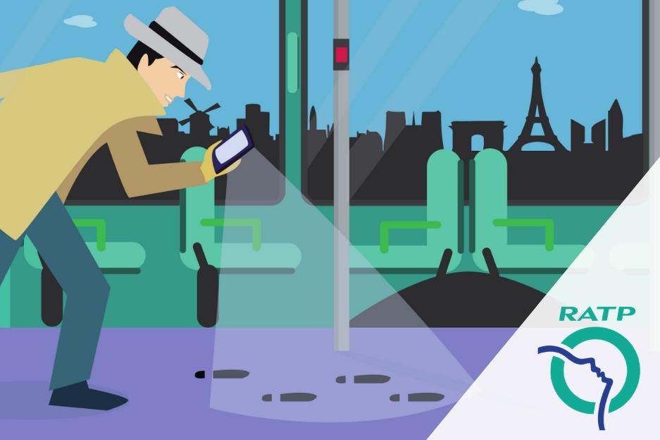 Jeu de piste - RATP