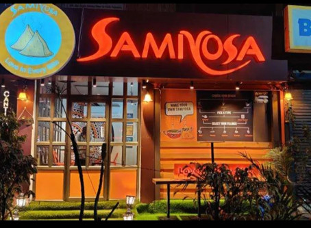 """""""Samiyosa,"""" the destination for all the Samosa Lovers Out there in this Monsoon"""