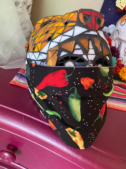 Chili pepper Mask