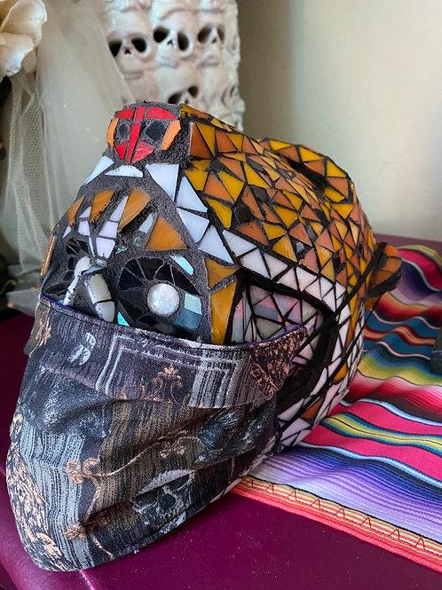 Halloween Fabric Mask