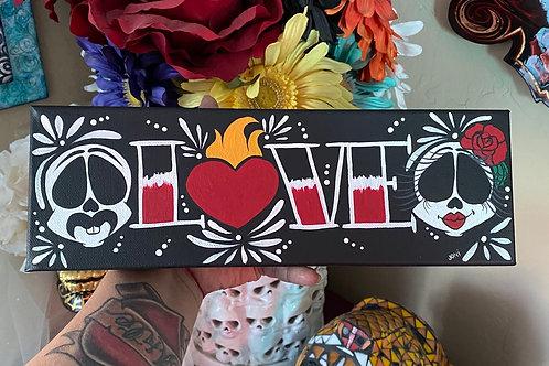 Love Art Piece