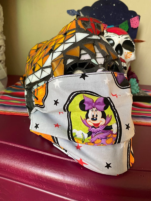 Disney Halloween Fabric