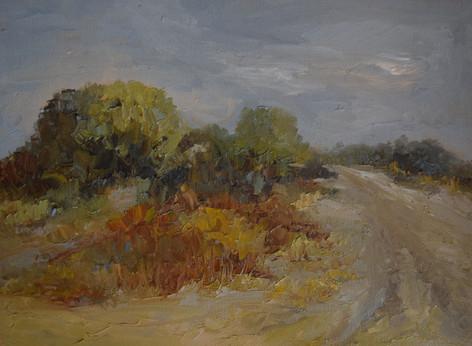 Sandy Trail   9x12