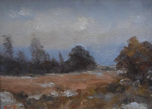 Warm Pastures  6x8