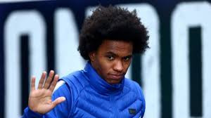 Willian deixa Chelsea e assina com o Arsenal