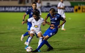 Sem beleza: em jogo físico, Confiança e Cruzeiro empatam pela Série B
