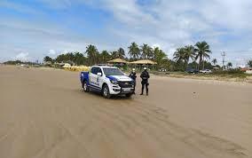 Circulação de veículos nas praias de Aracaju tem horário determinado
