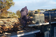 Licensed asbestos removal specialists