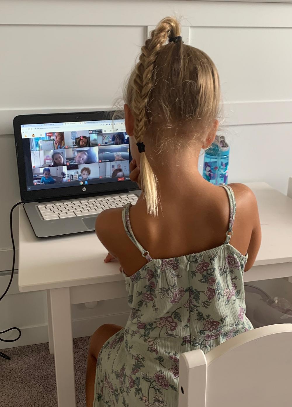 kindergarten online