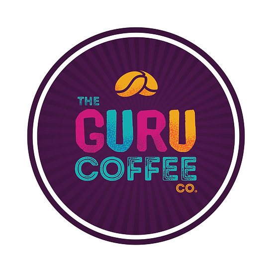 1kg Bags of Whole Bean Guru Coffee
