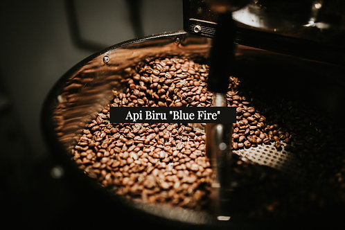 Api Biru (Blue Fire)