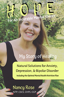 Hope For An Incurable Mental Illness Cov