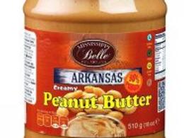 Mississipi belle peanut butter pate arachide 510g