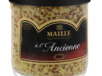 Maille moutarde à l'ancienne verrine 160g